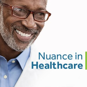 Nuance in Healthcare Cover Art