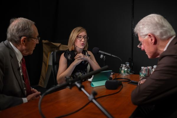 At the Brink Bill Clinton Interview