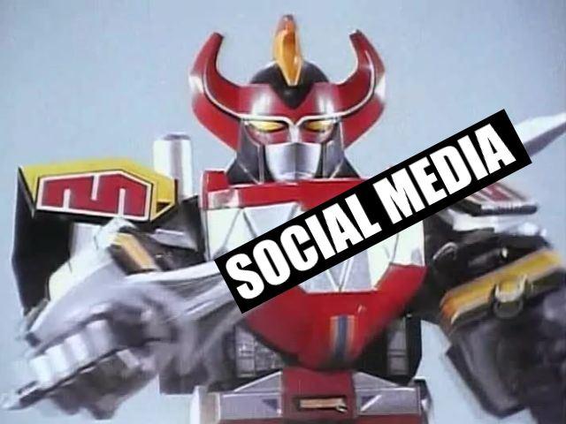 Social media power sword